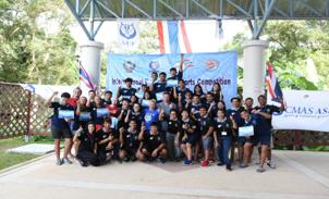 การแข่งขันกีฬาดำน้ำ Phuket Mile's 2017  ณ หาดในยาง อ.ถลาง จ.ภูเก็ต ระหว่างวันที่ 7 - 10 กันยายน 2560