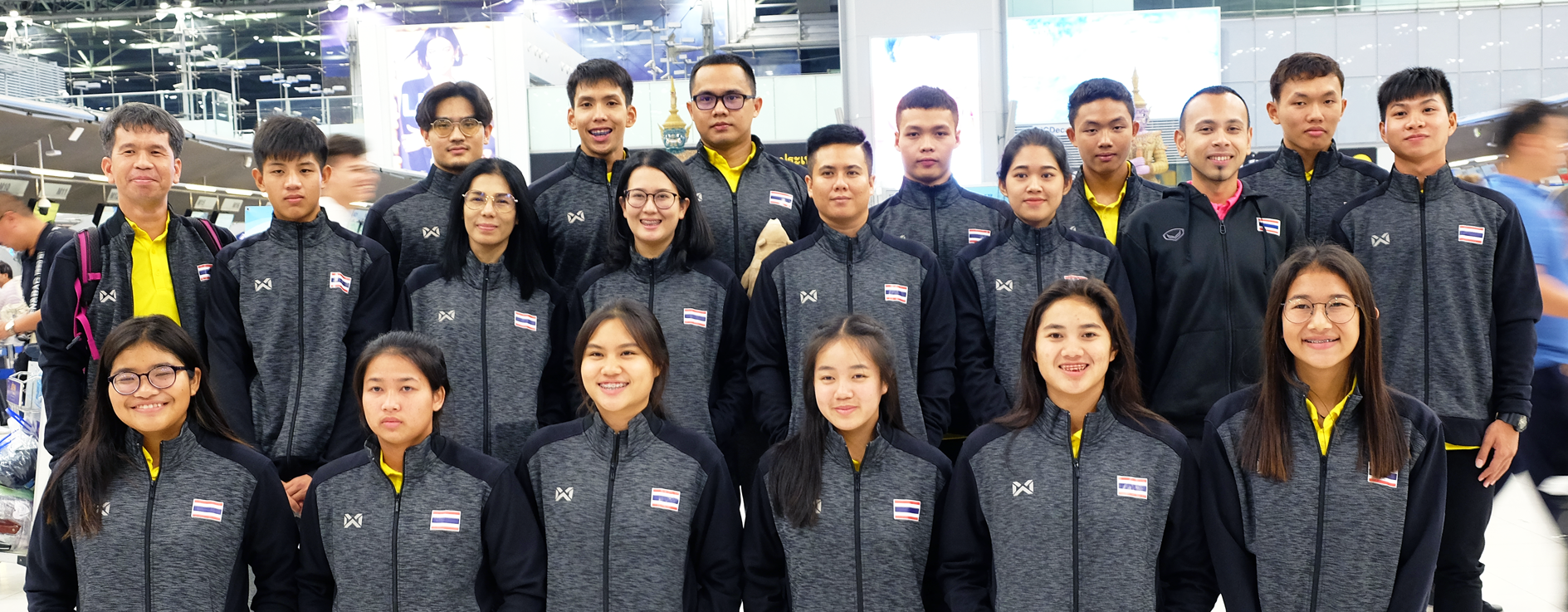 17th Asian Finswimming Championships 2019 and Asian Junior Finswimming Competition ณ เมืองเหยียนไถ สาธารณรัฐประชาชนจีน